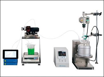 Lab Scale Automatic Reactor System