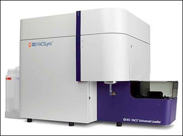 BD FACS flow cytometry systems